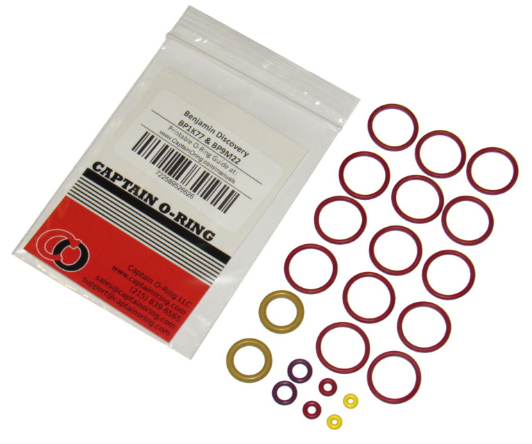 Crosman O-Rings & Oring Kits